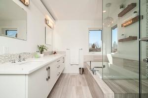 Here's How to Make a Small Bathroom Seem Bigger and More Attractive